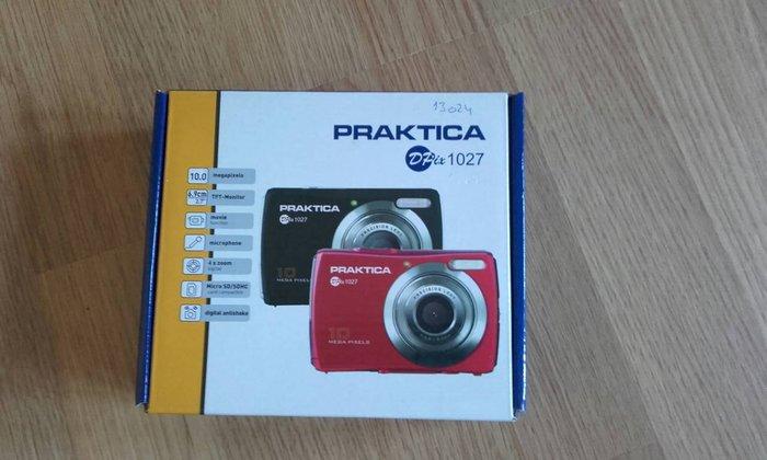 PRAKTICA foto-aparat NOVO !!!  Prodajem navedeni foto-aparat marke - Vranje