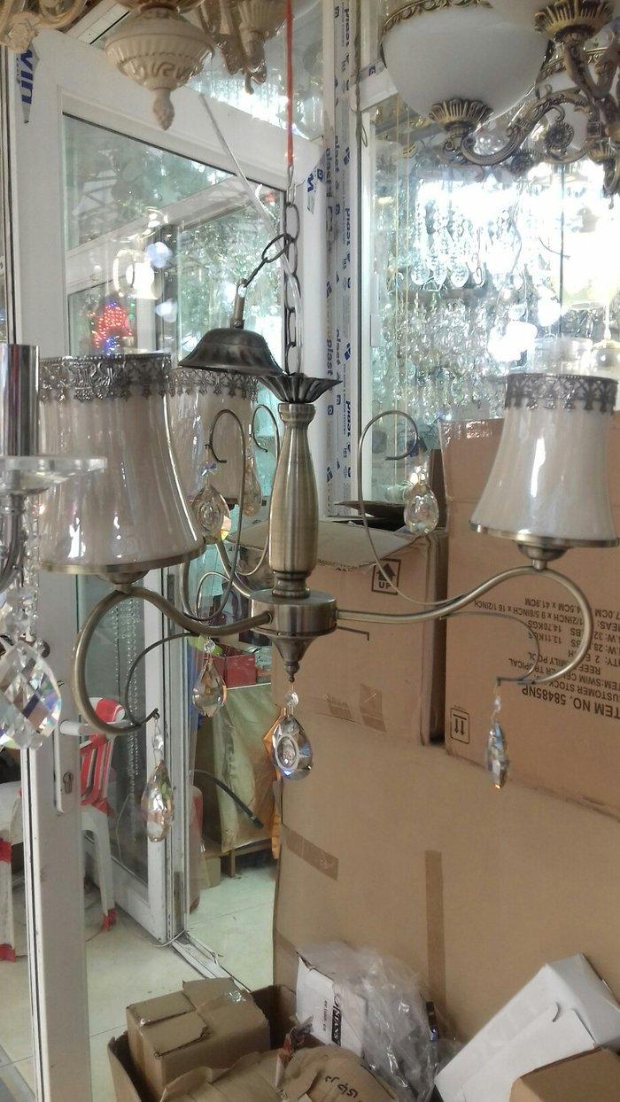 Xırdalan şəhərində Lustur 3 lampaliq