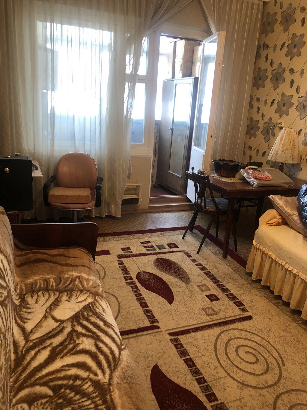 Сдается квартира: 1 комната, 35 кв. м, Бишкек
