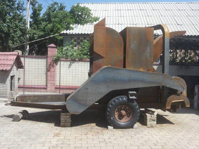 Фасоля уборочный комбайн цена договорная в Бишкек