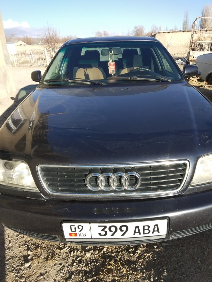 Audi in Kathmandu