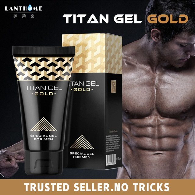 TITAN GEL GOLD ОРИГИНАЛ