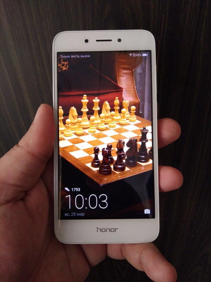 Bakı şəhərində Huawei honor 6a play. Telefon  yenidir. Cemi 3-4 gun ishledilib. Hech