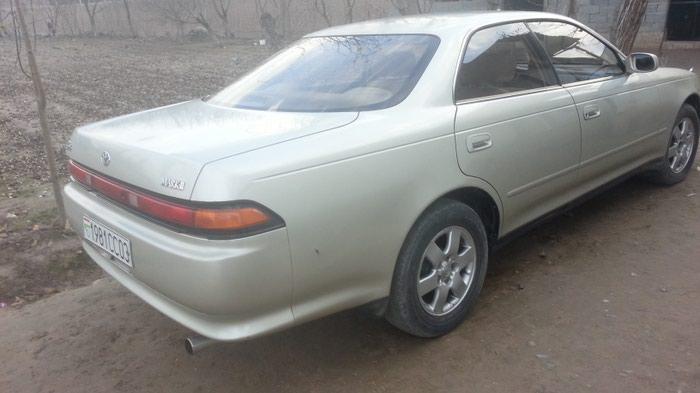 Toyota Mark II 1993. Photo 1