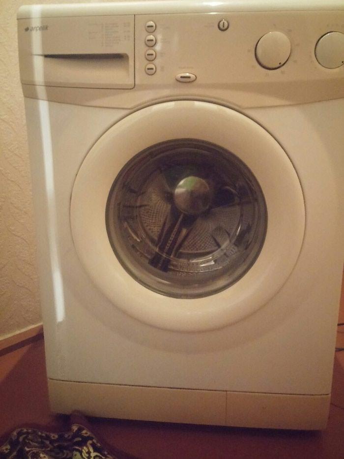 Salyan şəhərində Dual Avtomatik Washing Machine AEG 5 kg.