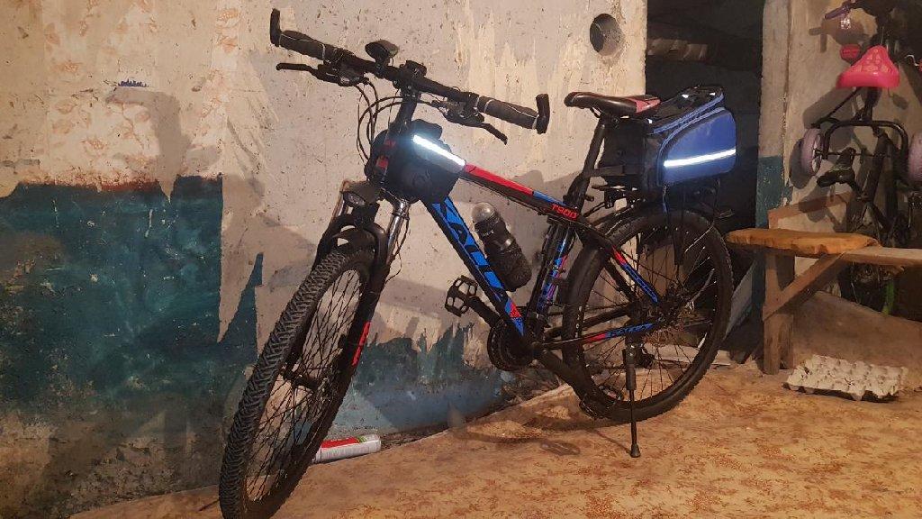 Велосипед алюминий в отличном состоянии