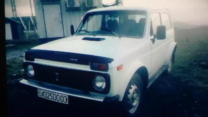 ВАЗ (ЛАДА) 4x4 Нива 1990. Photo 0