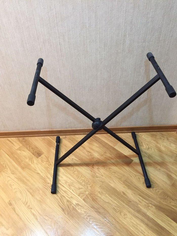 Bakı şəhərində Proel el250 – Х-образная стойка под клавишный инструмент, идеальное