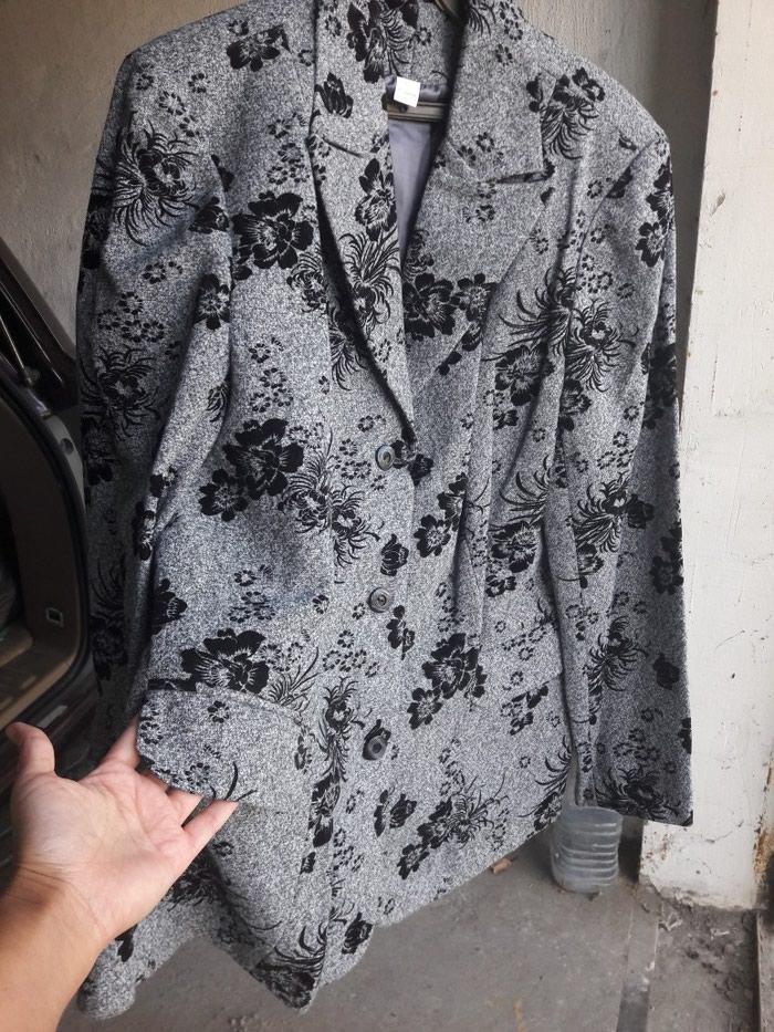Пиджак из кашемира.200сом.рры 46-56.. Photo 1