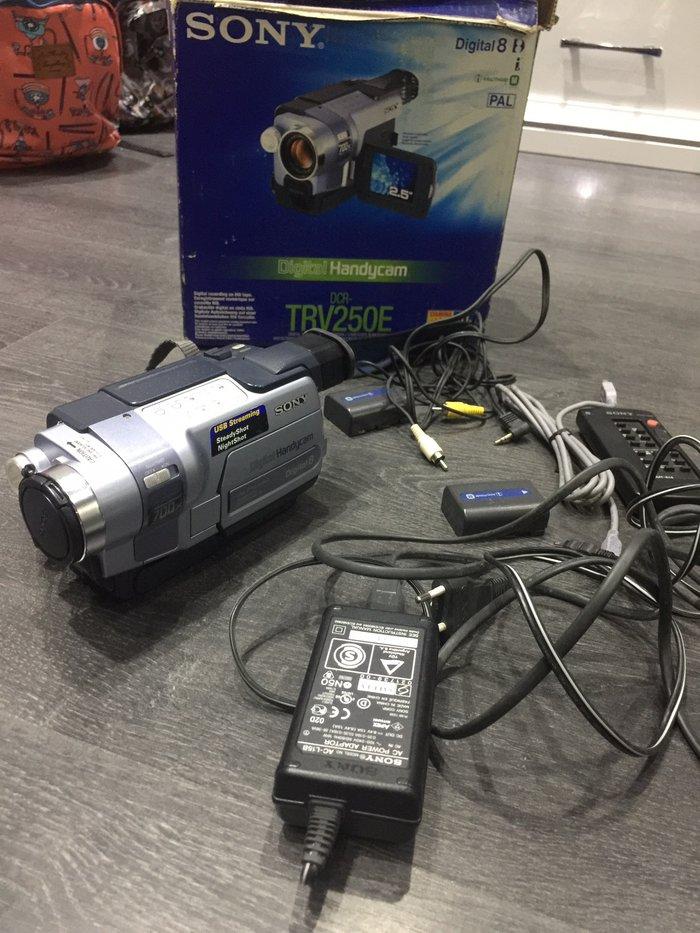 Bakı şəhərində Sony digital camera dcr-trv 250e