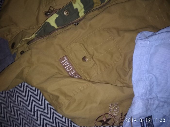 Waikiki komplet jakna i košulja.Novo.. Photo 1
