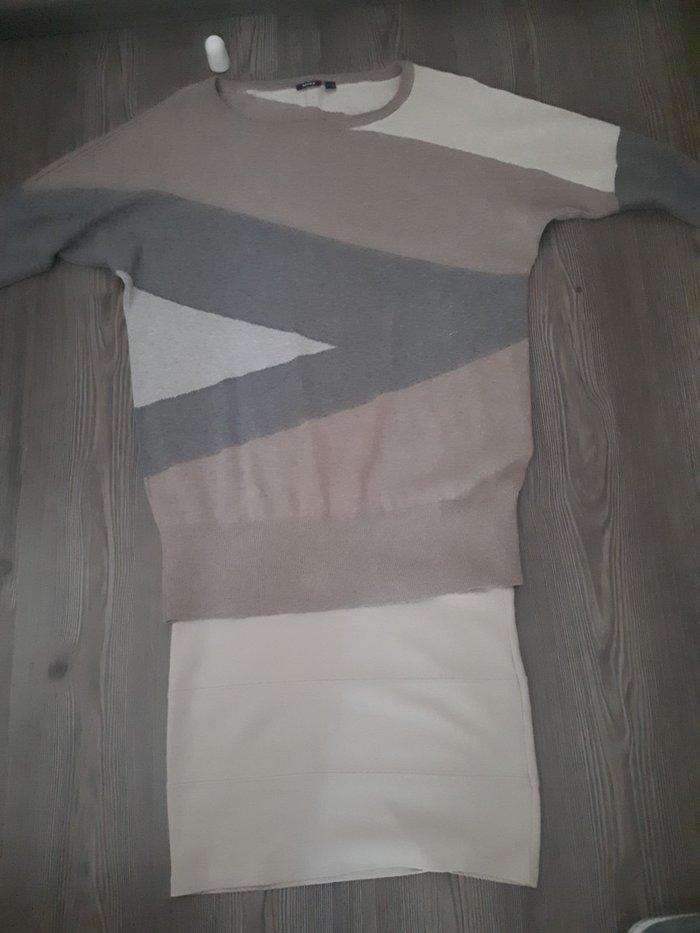 Μπλουζα βαμβακερη Mexx σε αψογη κατασταση με μανικι 3/4 καλυπτει l/xl.. Photo 1