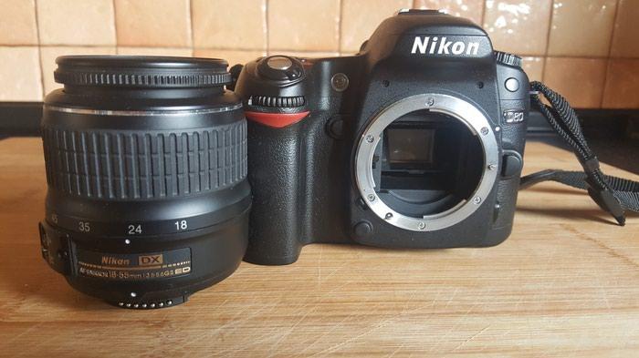 Nikon d80 ελαφρος Μεταχειρισμένη δώρο το τσαντάκι ΤΙΜΉ 250. Photo 0