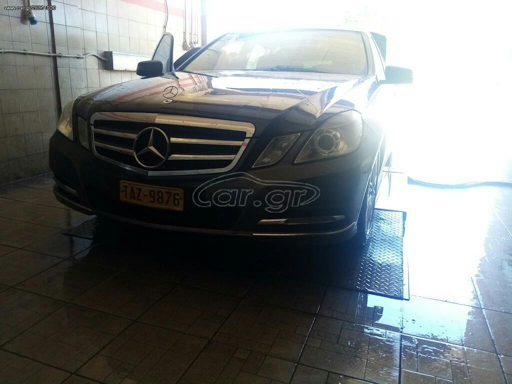 Mercedes-Benz E 220 2.2 l. 2013   392300 km