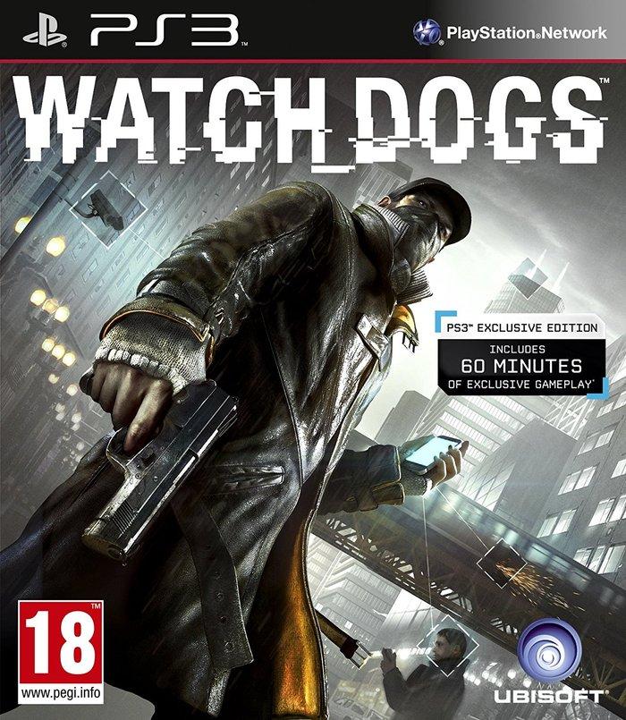 Bakı şəhərində Ps3 *watch dogs*