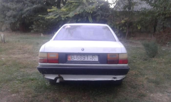Audi 100 1987. Photo 5