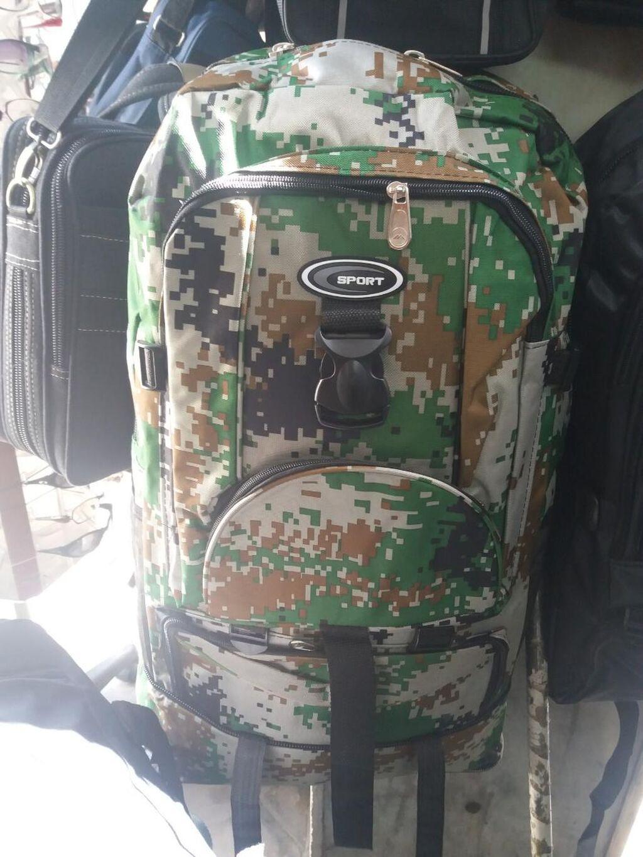 Σακίδιο berkin army  survival 75l κατάλληλο για ταξίδια -camping -πεζοπορεια( αχρησιμοποίητο )