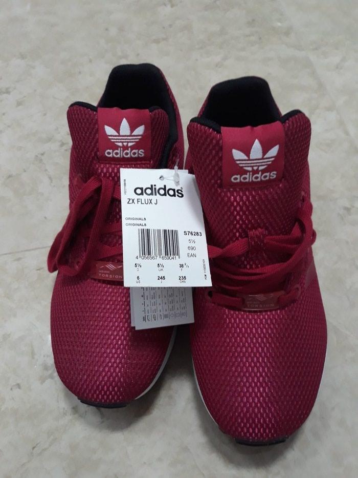 db8d15db39 Sale Adidas ZX FLUX J nove patike . 100% original . br 38 . 24
