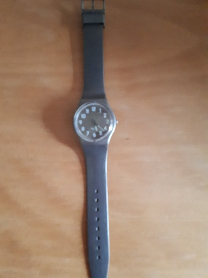 Ρολοι swatch γκρι. σε Υπόλοιπο Αττικής b2624828a3f
