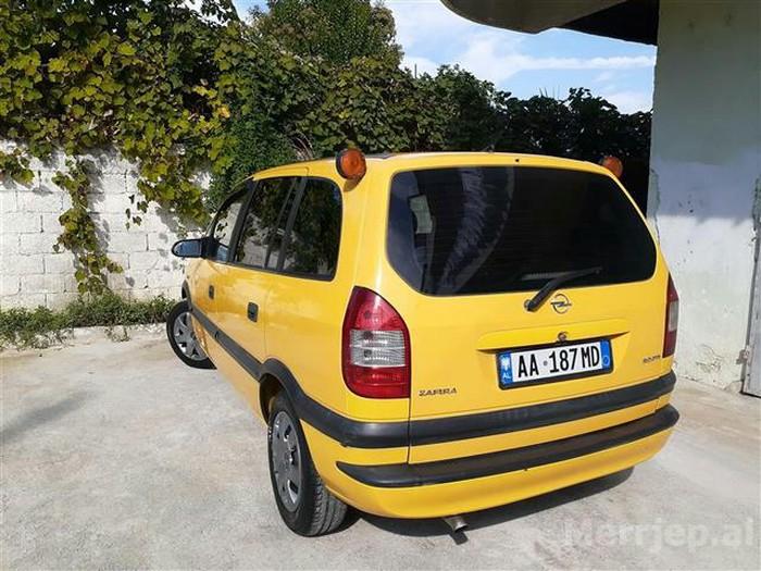 Opel Zafira 2004. Photo 0
