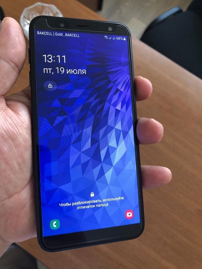 Б/у Samsung Galaxy J6 2018 32 ГБ Черный. Photo 2