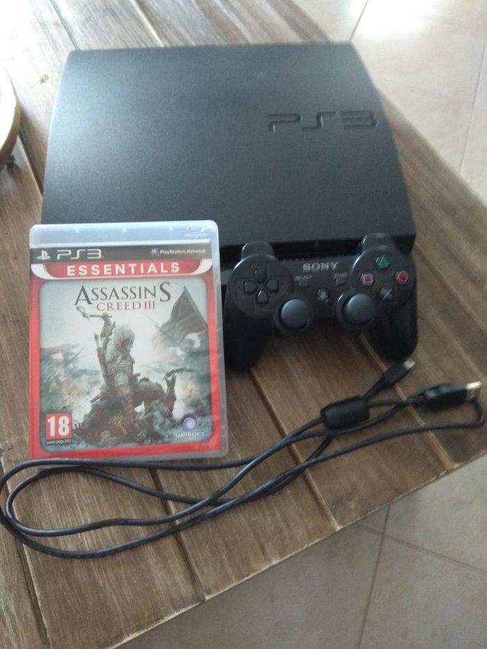 PS3(PlayStation3) Ελαφρός μεταχειρισμένο, σε. Photo 0