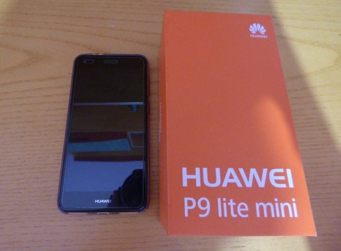 Huawei p9 lite mini. Το αγόρασα 145 και το δινω 105. σε Ζωγράφου