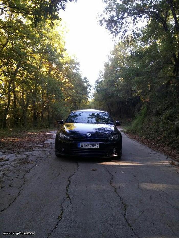 Volkswagen Scirocco 2012. Photo 3