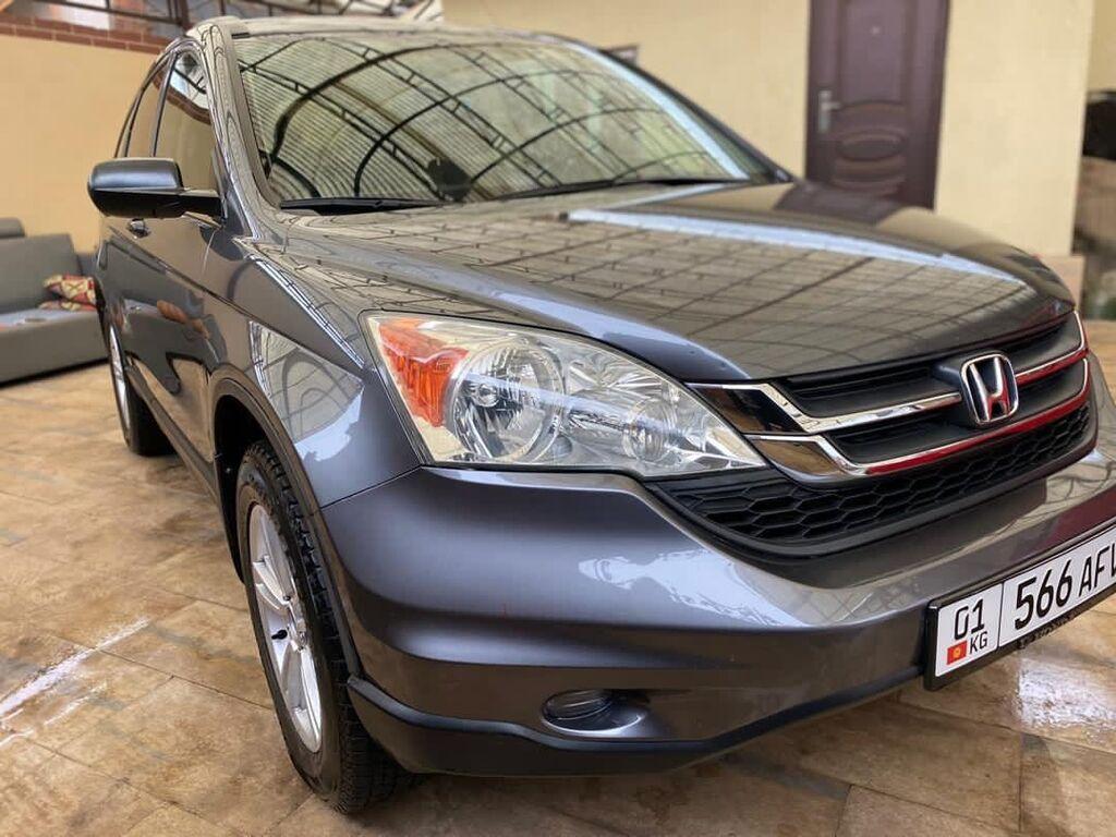 Honda CR-V 2.4 л. 2010: Honda CR-V 2.4 л. 2010