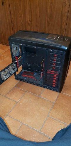 Το κουτι ειναι Full Tower TurboX atlas 3 εχει. Photo 0