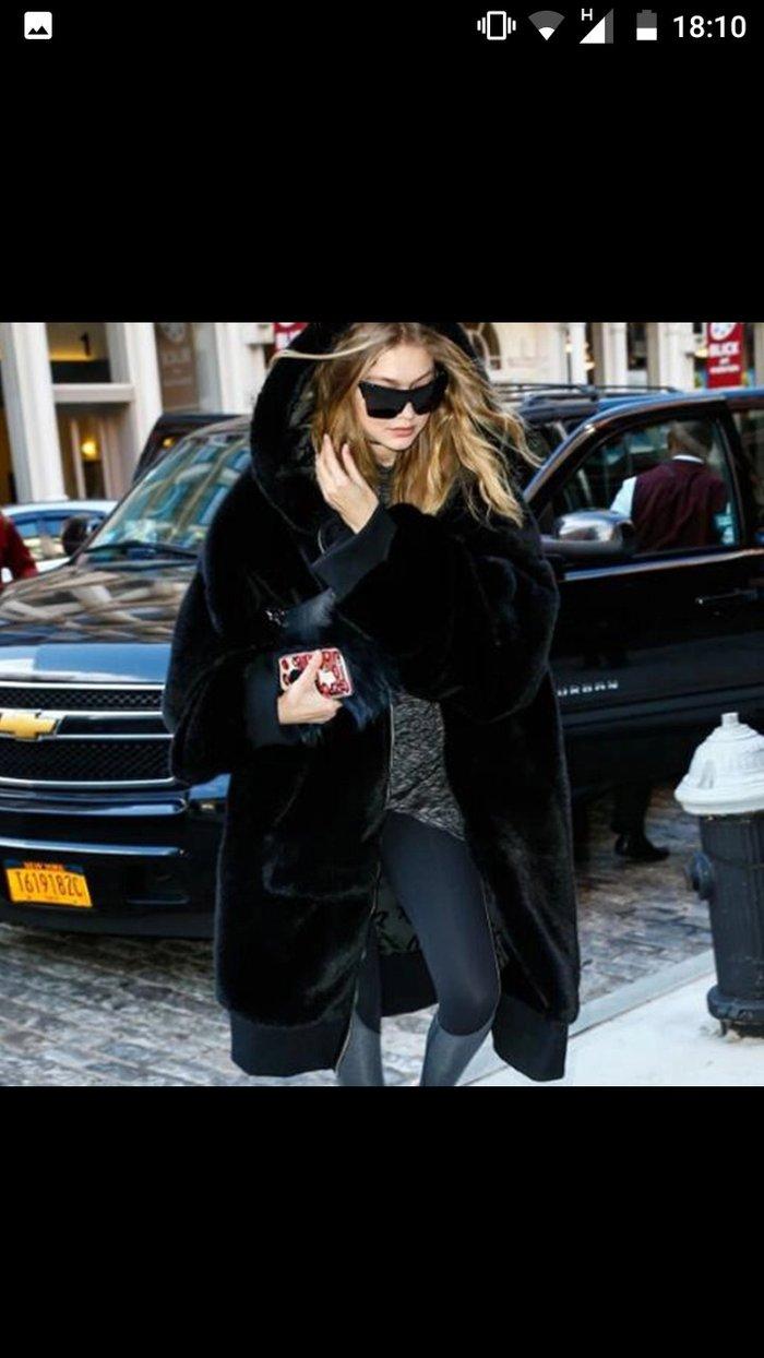 Krznena jakna 😍 - Vrsac