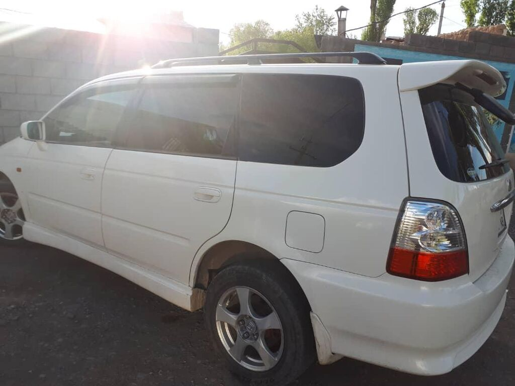 Honda Odyssey 2.3 л. 2001 | 9999 км