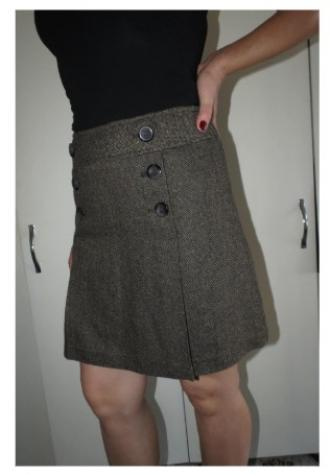 C&A suknja velicina 38