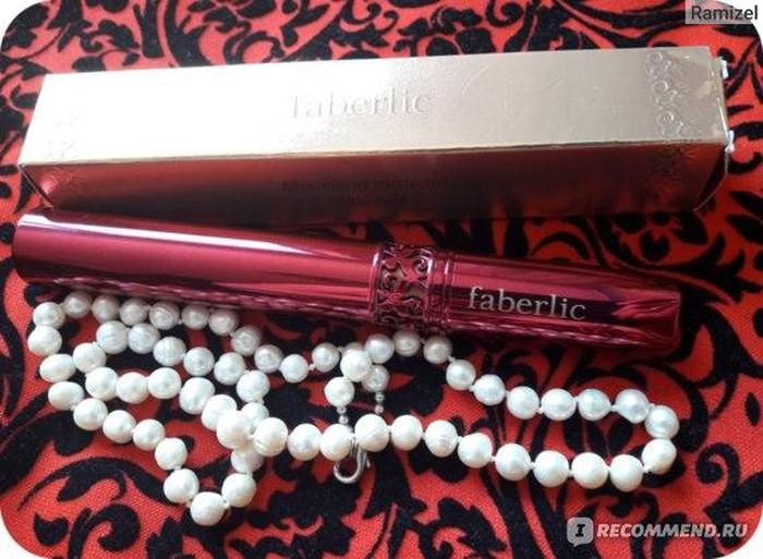"""Тушь для ресниц Faberlic Secret Story 5 в 1 моделирующая """"Главная роль"""""""