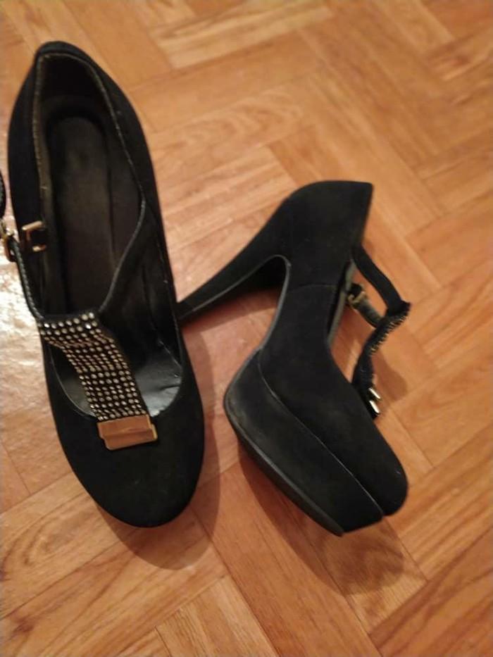 Каблук , туфли размер 37. Photo 1