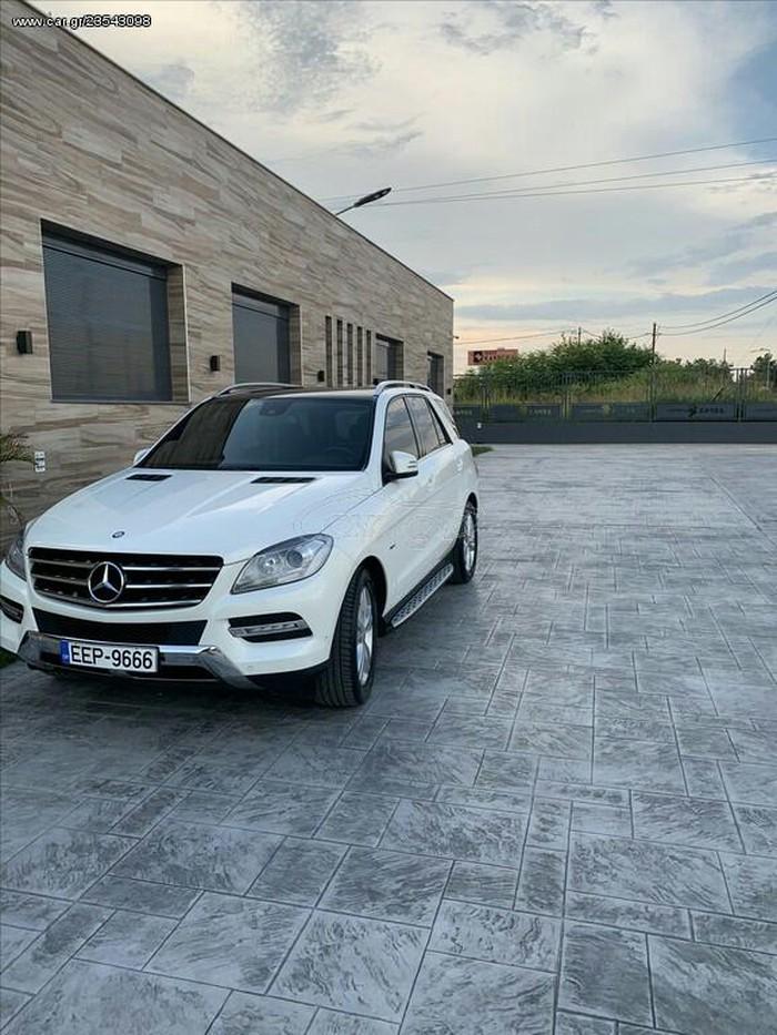 Mercedes-Benz ML 280 2012. Photo 1