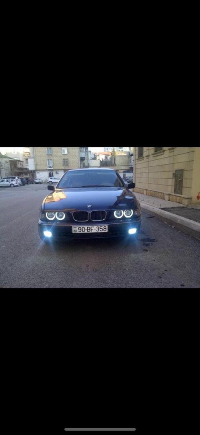 BMW 528 1996. Photo 1
