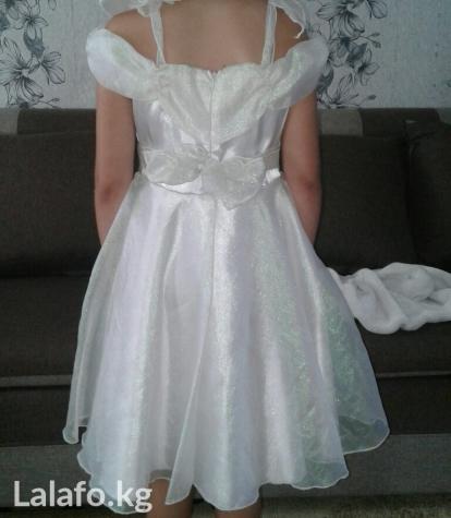 Продам новогодние платье на девочку 8-10лет.  в Бишкек