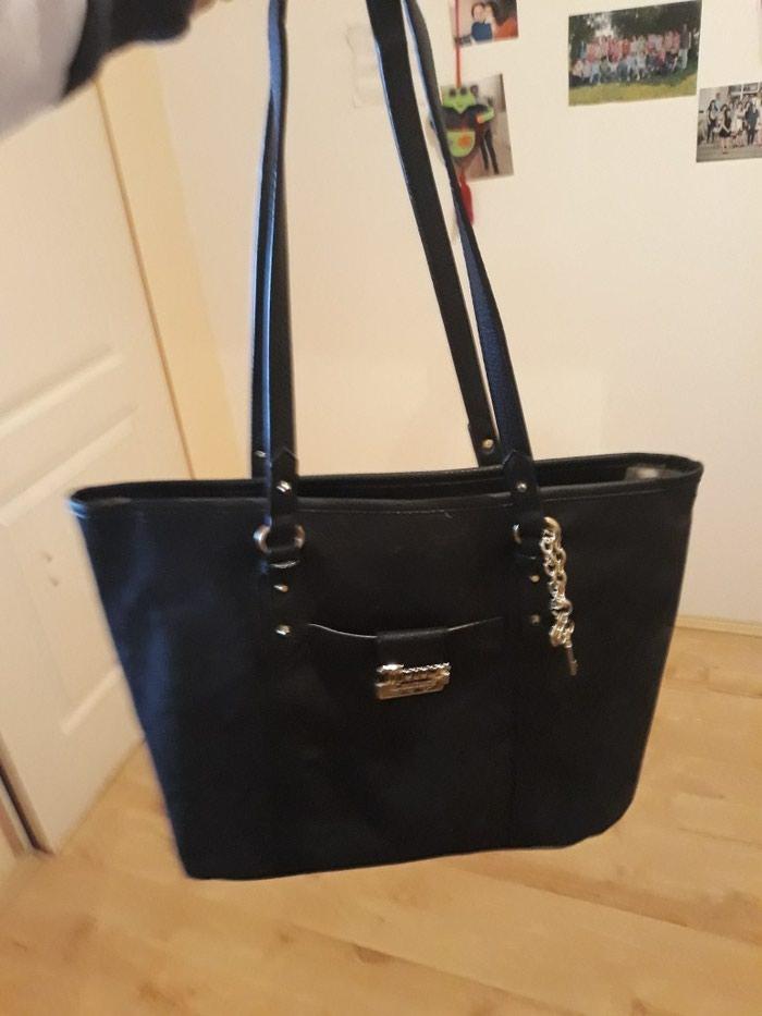 Nova torba. Crna