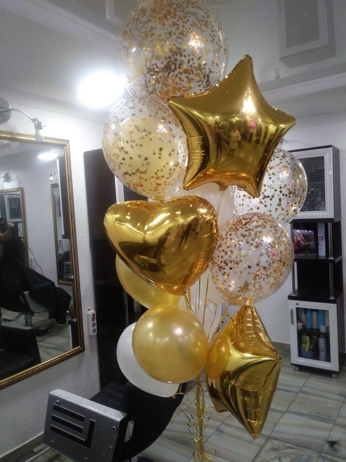 Белоснежные шары на свадьбу!. Photo 8