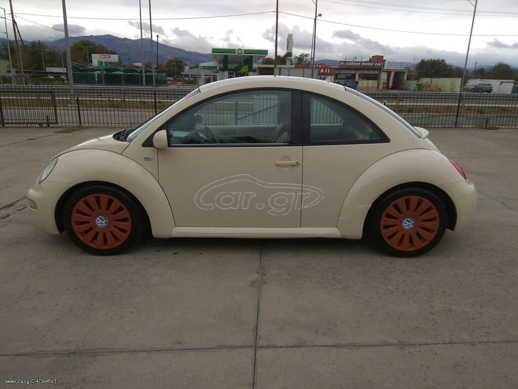 Volkswagen Bettle 2004