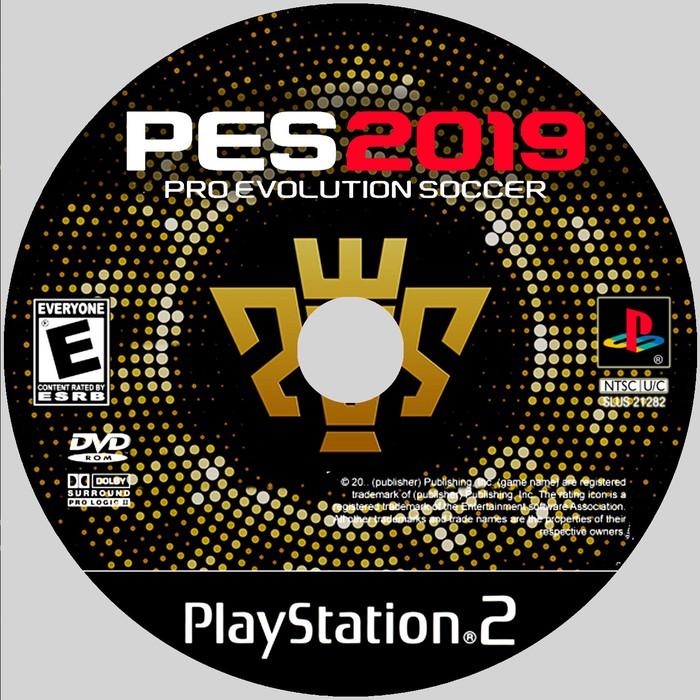 Pes2019 Ps2 üçün Yenidir  за 5 AZN в Баку: PS2 & PS1 (Sony