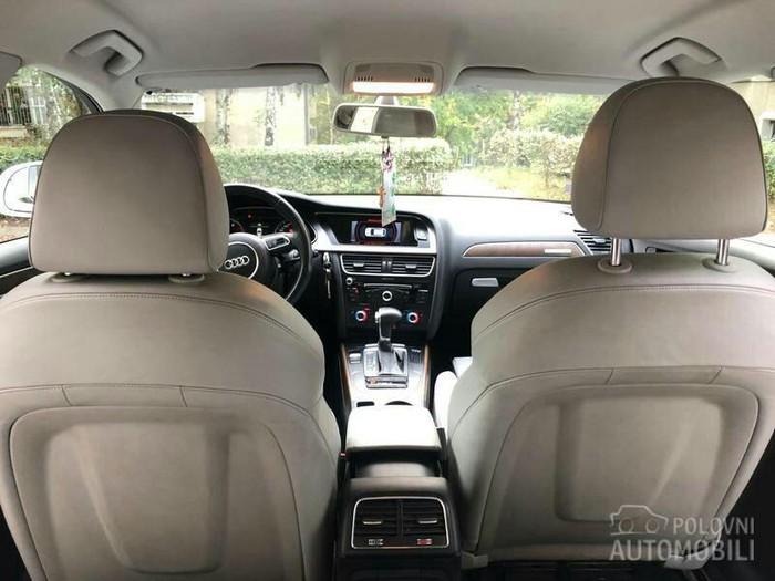 Audi A4 Allroad Quattro 2012. Photo 7