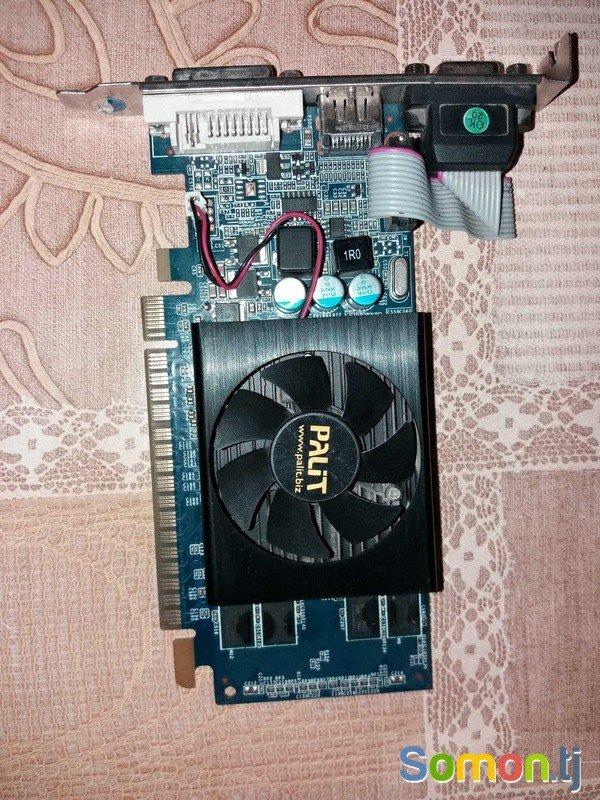 Видеокарта Geforce 520 2gb 64bit DDR3  САНЧИДА ГИРЕН. Photo 0