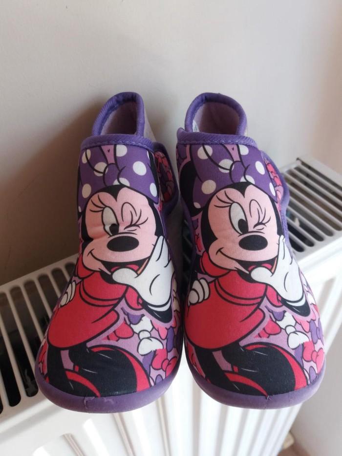 Παντόφλες minnie mouse, καινούριες, νούμερο 30.. Photo 0