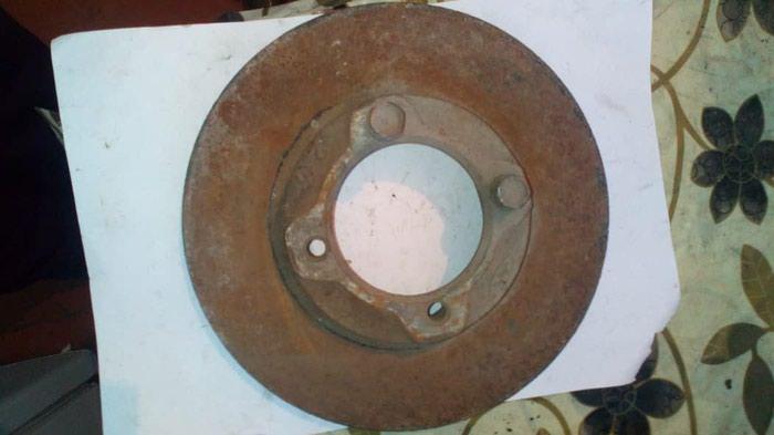 Тормозной диск на дайхацу - 750сом. Photo 0