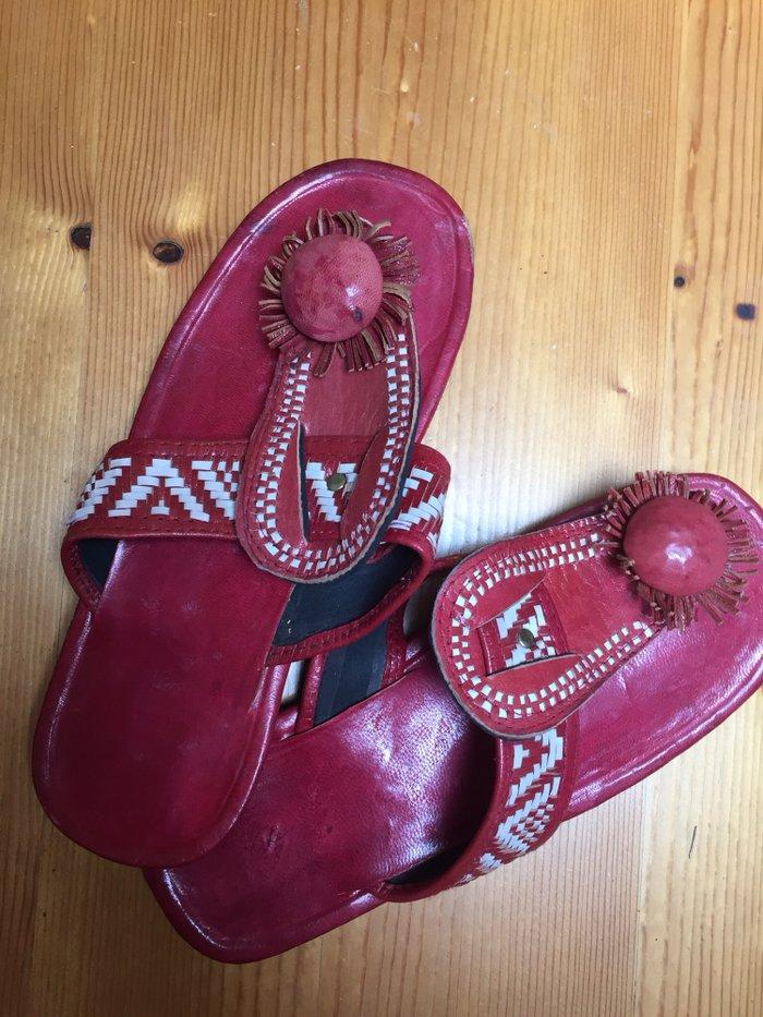 Kozne papuce, br.40