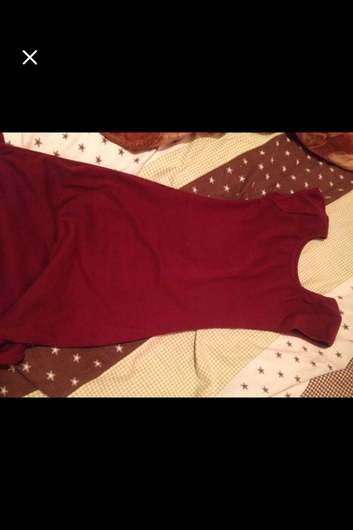 Трикотажное платье. Photo 0