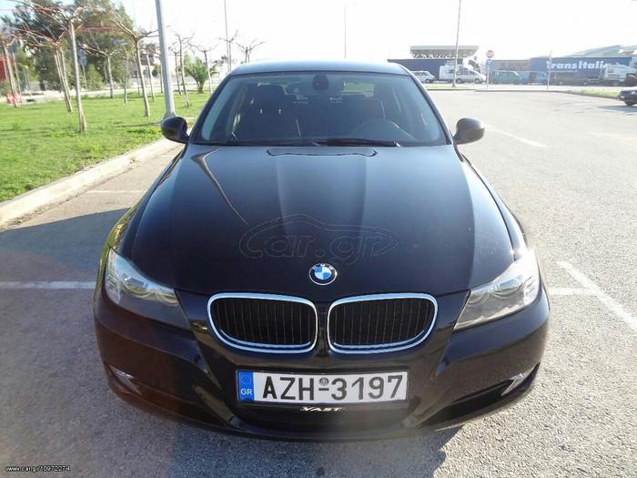 BMW 320 2011. Photo 0