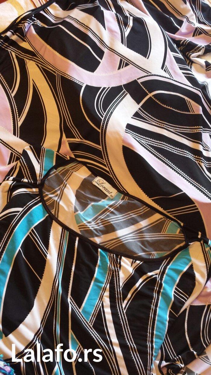 Tunika, moze i kao haljina, na kukovima se veze i podesava duzina, - Kragujevac